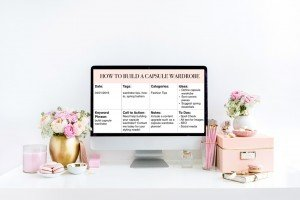 blogging blueprint sample