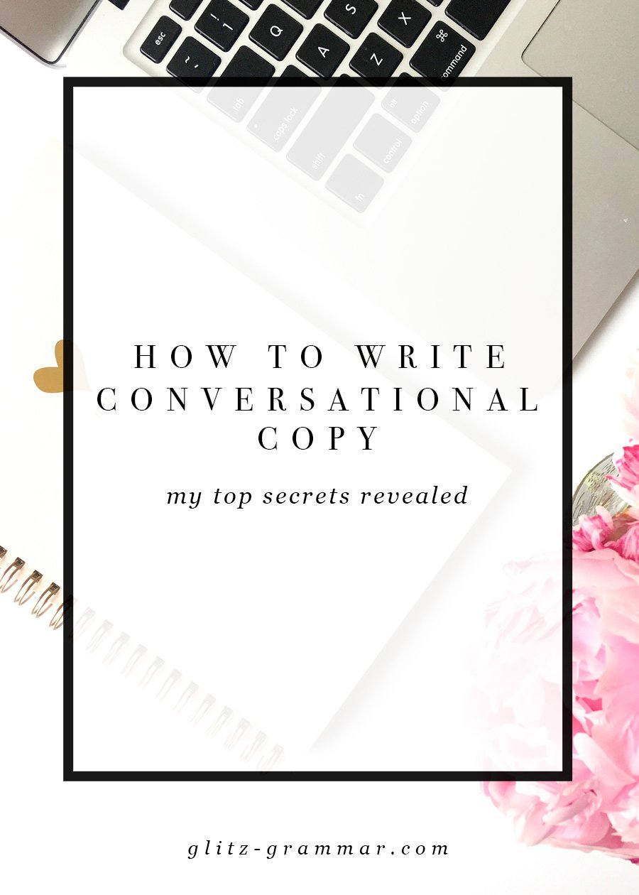 writing conversational copy
