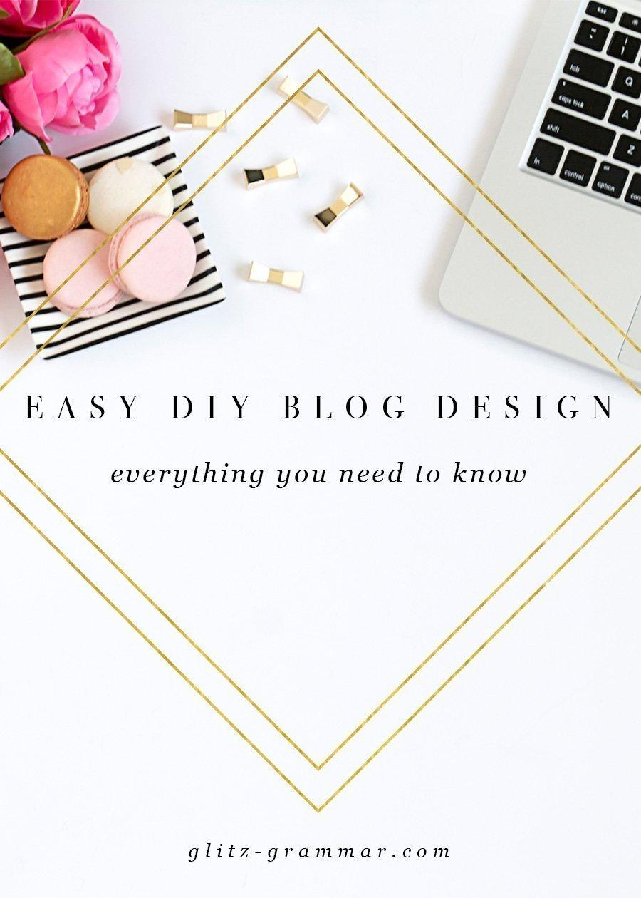 easy diy blog design tools
