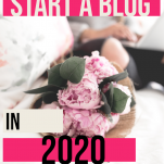 how to make money from home and start a blog in 2020