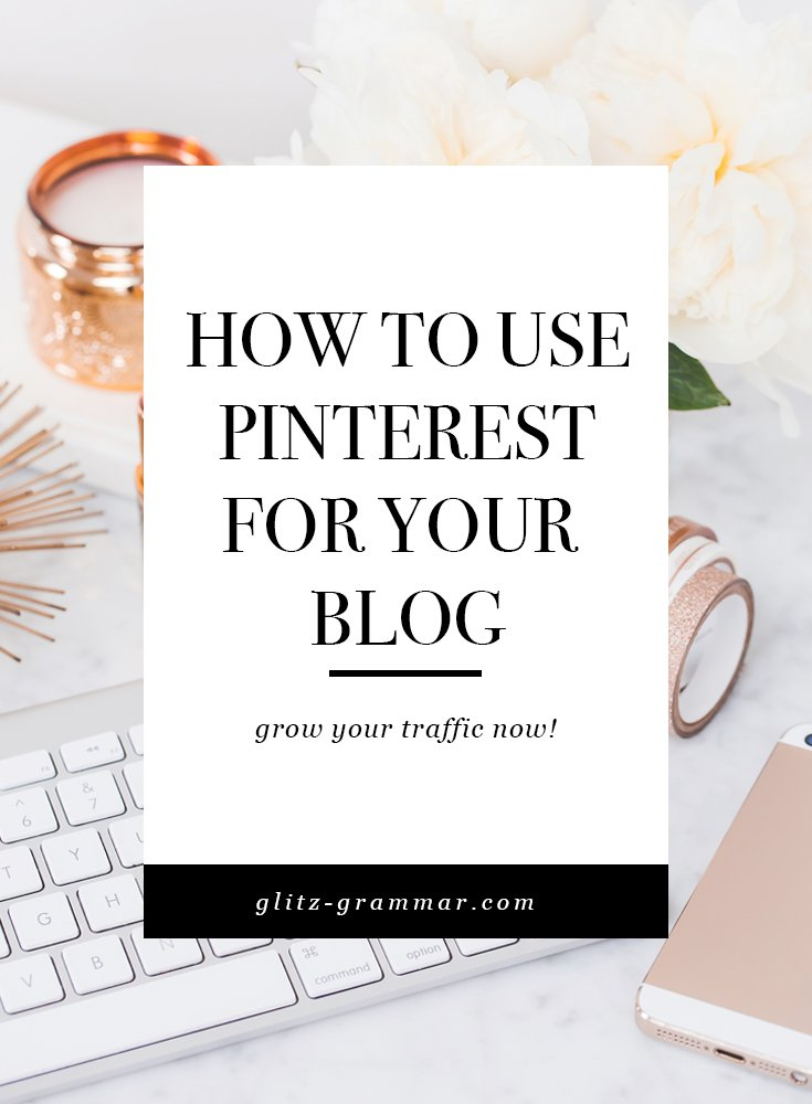 how to use pinterest for your blog and why you need to