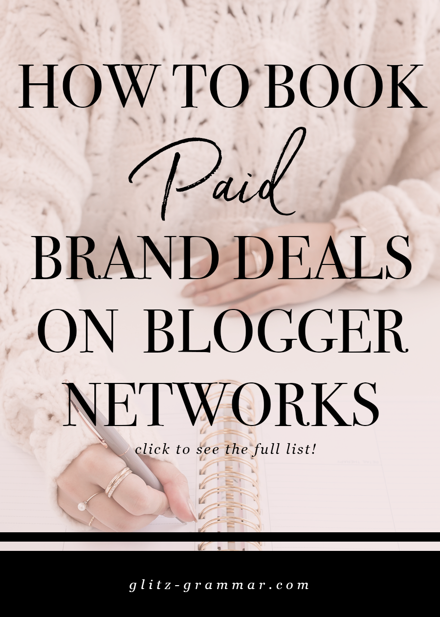 12 blogger networks to join to make money blogging